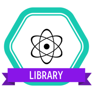 "Badge icon ""Nuclear (195)"" provided by The Noun Project under The symbol is published under a Public Domain Mark"