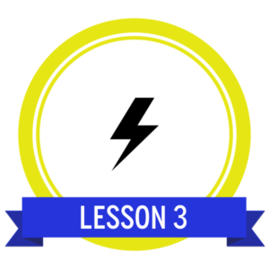 "Badge icon ""Lightning (1469)"" provided by technologie, from The Noun Project under Creative Commons - Attribution (CC BY 3.0)"