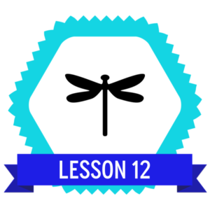 "Badge icon ""Dragonfly (381)"" provided by The Noun Project under Creative Commons - Attribution (CC BY 3.0)"